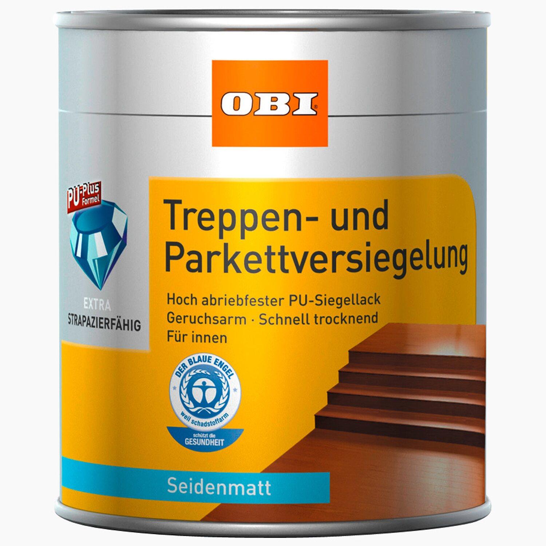 8d91d0a23e9d OBI Nátěr na parkety transparentní hedvábně matný 750 ml nakoupit u OBI