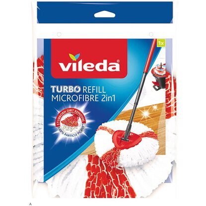 Vileda Easy Wring and Clean Turbo náhrada 2in1