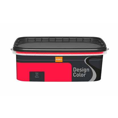 OBI Design Color chili matná 2,5 l