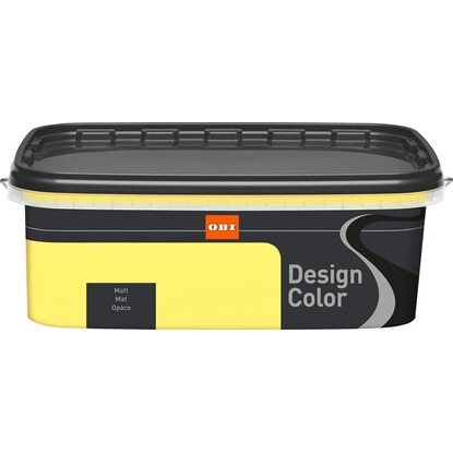 OBI Design Color Lemon Juice 2,5 l