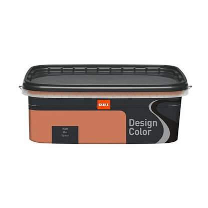 OBI Design Color mokka matná 2,5 l