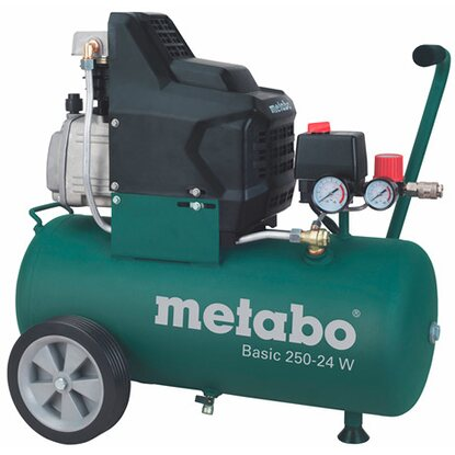 Metabo Kompresor Basic 250 - 24 W
