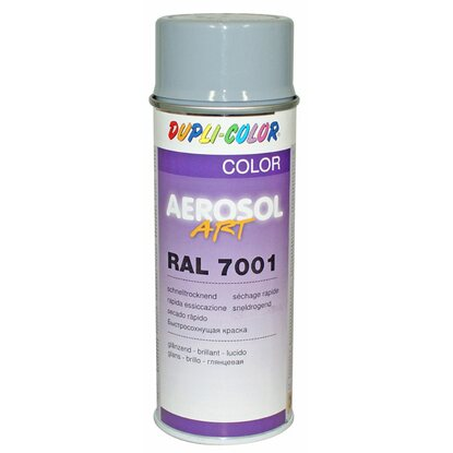 Dupli-Color Lak ve spreji Aerosol - Art stříbrošedý 400 ml