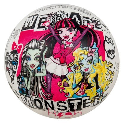 Happy People Plastový míč 14 cm Monster High