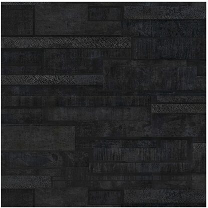 Lemovací hrana Black Tiles 500 cm x 4,4 cm