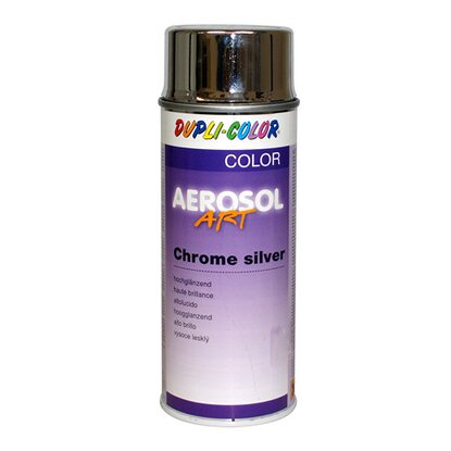 Dupli-Color Lak ve spreji Aerosol - Art efekt chromu 400 ml