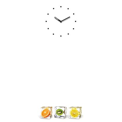 Eurographics Memoboard Time Board 30 cm x 80 cm Fruit Interplay