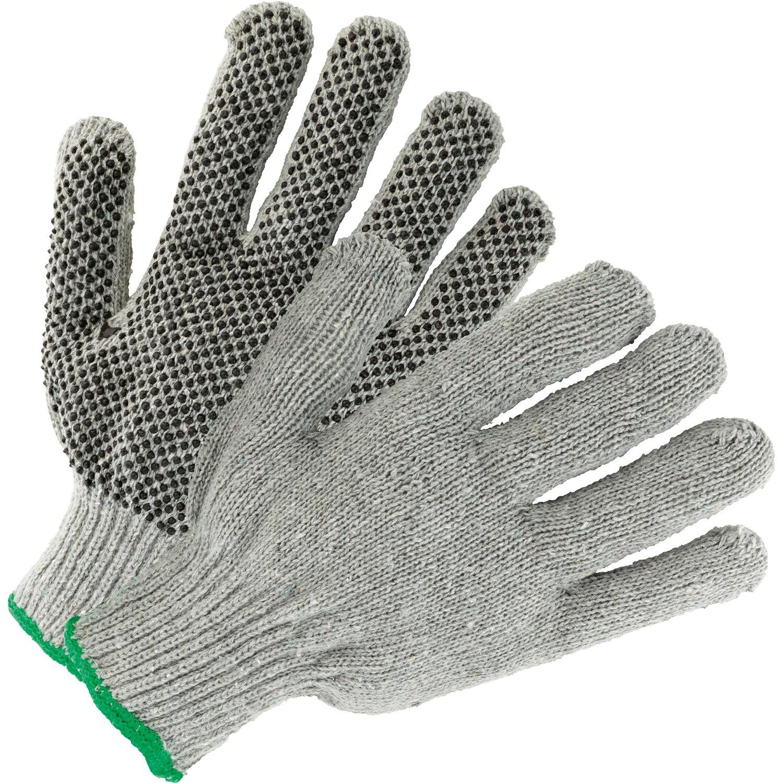 Ellix Pletené rukavice s nopky velikost 10. Celá obrazovka. Celá obrazovka eec3b40b63